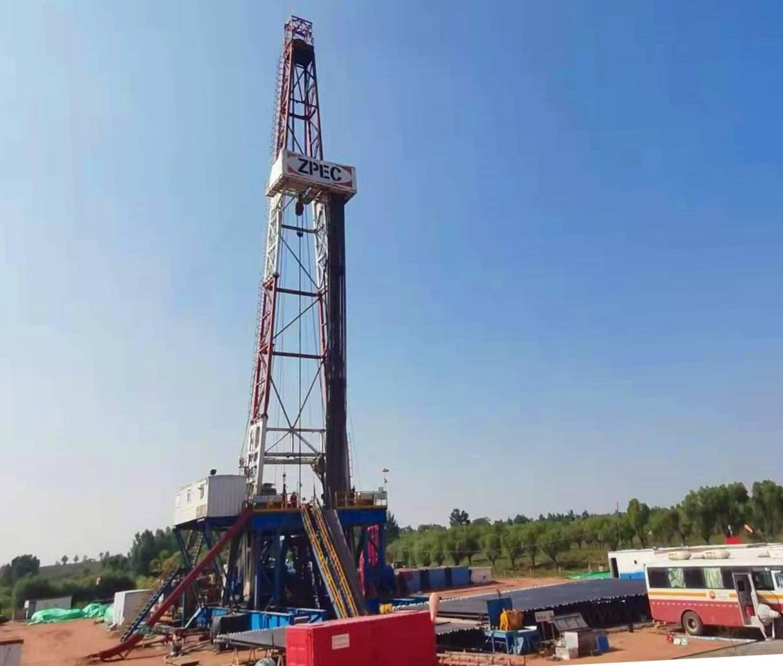中曼伊拉克马油项目K122井高效完井获得甲方称赞