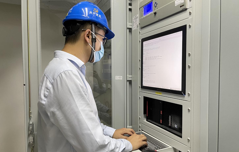 国能(连江)港电有限公司开展保信子站 系统主机加固及备份工作