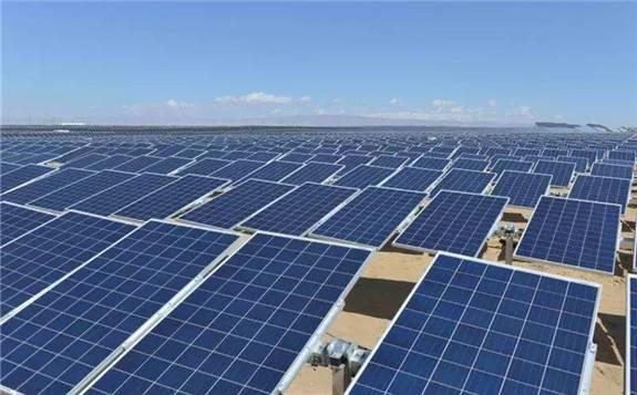 北京百兆瓦光伏发电项目获世行点赞