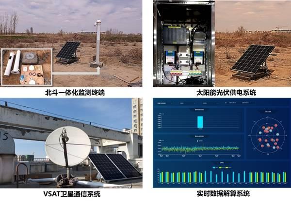 授时中心基于北斗技术的萨雷兹湖大坝变形监测系统完成测试