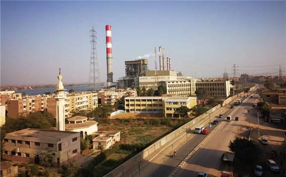 中国能建承建的埃及单机最大油气机组通过试运行