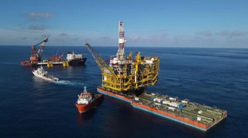 世界500强能源企业加速数智化转型 中海油旗下两公司与京东工业品达成合作