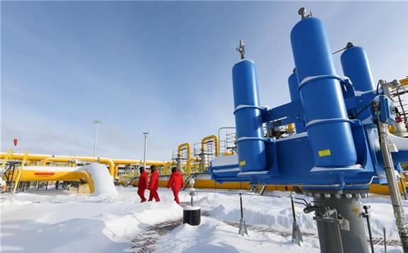 """""""十三五""""时期我国天然气管道总里程达11万千米"""