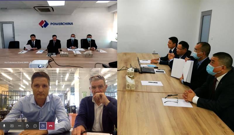 中国电建签约保加利亚贝洛赞46.54MW光伏项目