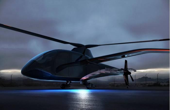 """世界首架载人氢动力直升机认证""""即插即用""""氢燃料电池装置"""