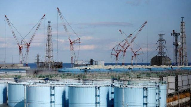 日本核污水预计持续排放20至30年:福岛核电站已产生125吨核污水