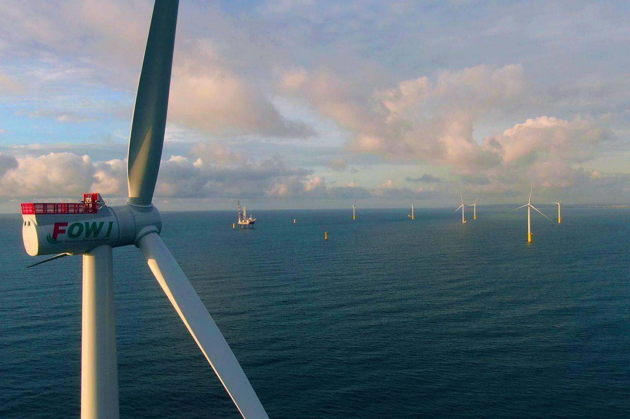 盐城供电:积极打造千亿级海上风电产业基地