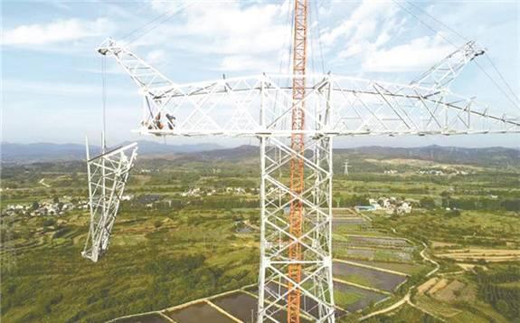 做好电力保障促进民生改善 中老铁路外部供电项目全线竣工