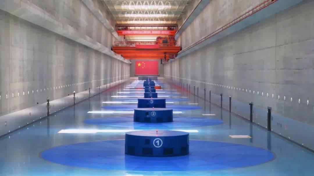 长江流域6座梯级电站刷新总出力纪录