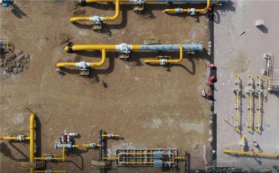 国家发展改革委关于神木-安平煤层气管道项目 (陕西-山西段)核准的批复