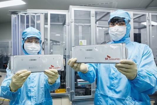 SK創新將向小鵬汽車供應高鎳含量電動汽車電池