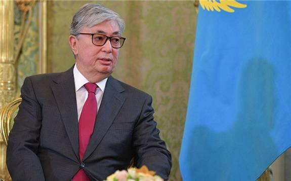 """哈萨克斯坦总统认为核能是脱碳的""""最佳解决方案"""""""