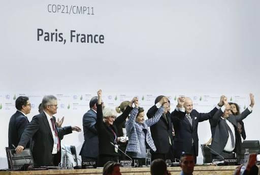 生態環境部出席《巴黎協定》國家自主貢獻共同時間框架議題 部長級非正式磋商視頻會議