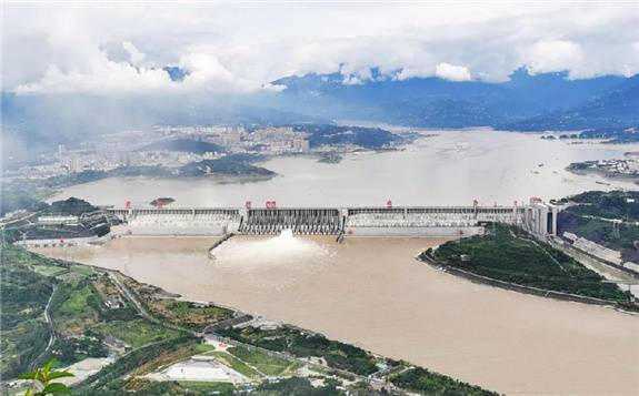 三峡水库有效拦蓄长江今年第1号洪水