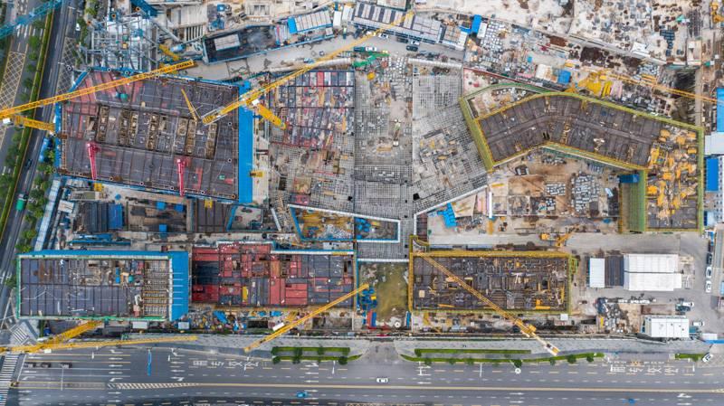 深圳:前海建設進行時
