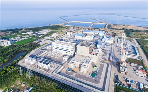世界首座四代核電華能石島灣高溫氣冷堆成功臨界