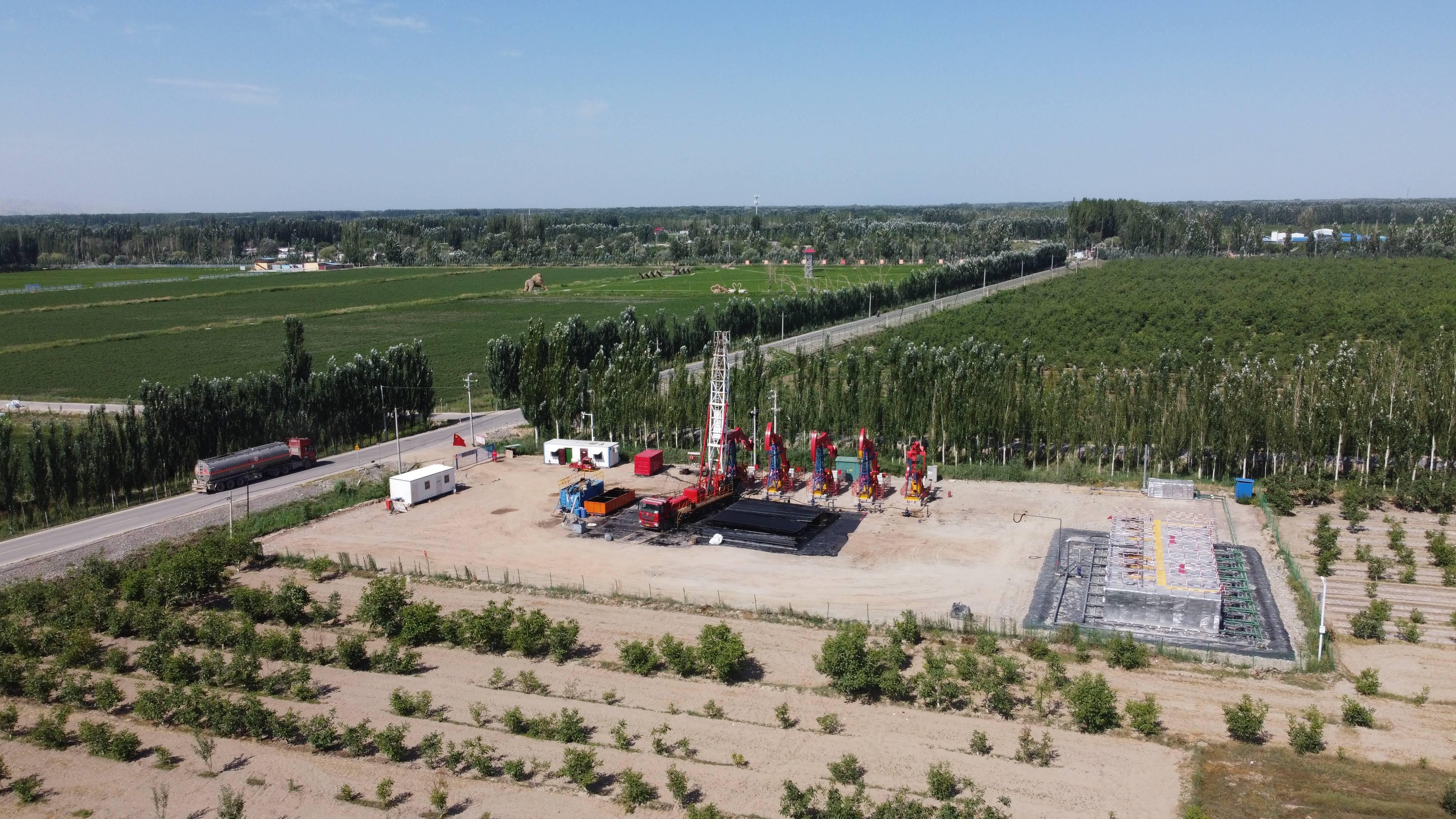 中曼温北油田温7区块产能建设项目环评获得批复
