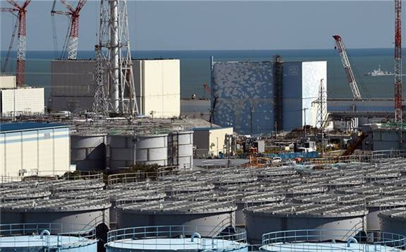 25个坏了24个!福岛核污水过滤器破损