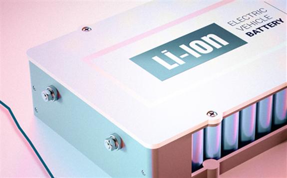 鋰電池電解液分子結構闡明