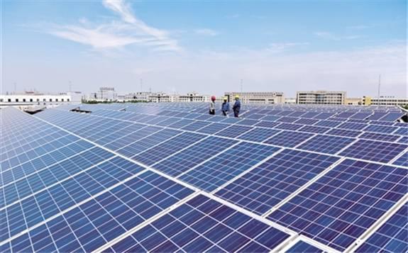重庆长安汽车股份有限公司分布式光伏发电合同能源管理示范项目