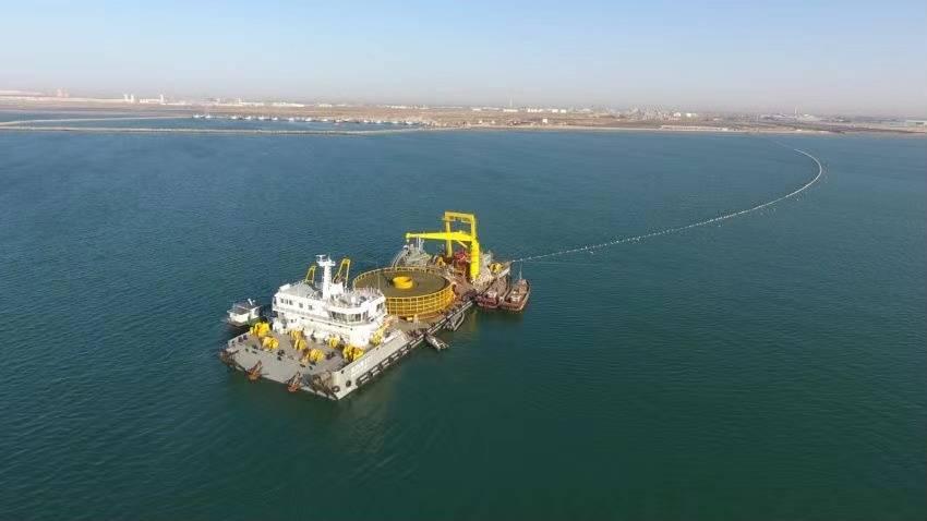 我國海上油田群進入岸電開發綠色新時代