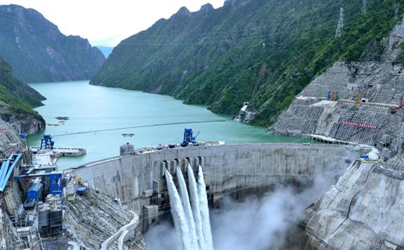 中国电建签约蒙古国额尔登布仁水电站项目