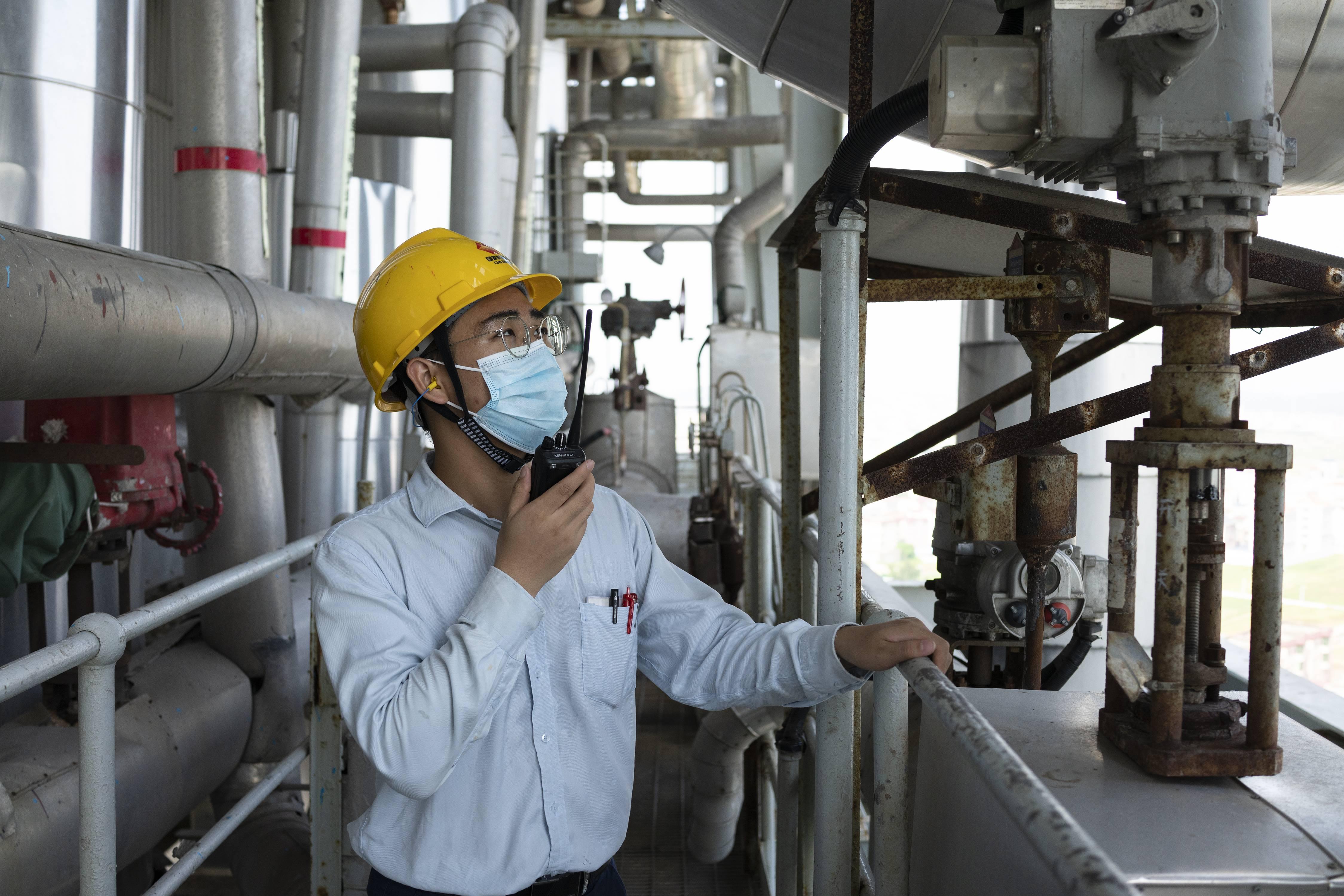 国能(福州)热电有限公司疫情防控安全生产两手抓