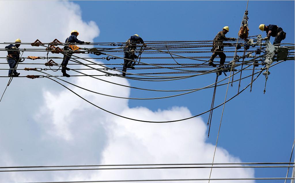超高压交流电缆系统通过验证 绝缘材料国产化迈向新台阶