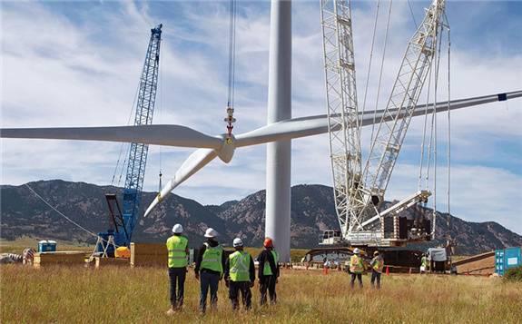 中国电建EPC总承包的孟加拉国首个风电场开工建设