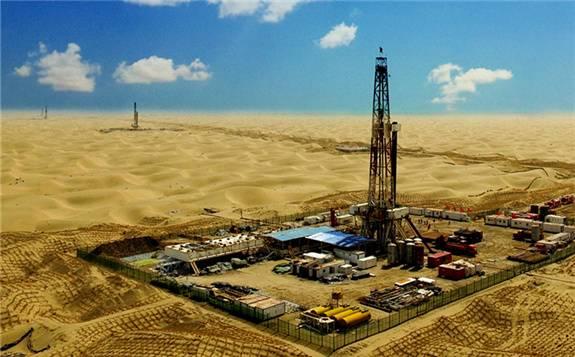 中国石化西北油田西气东输累计供气突破50亿立方米
