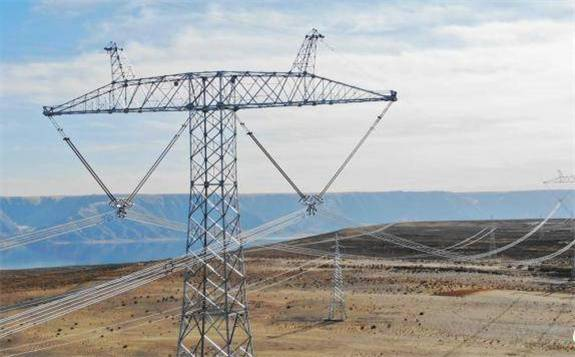 青海加快建设跨区电力外送通道