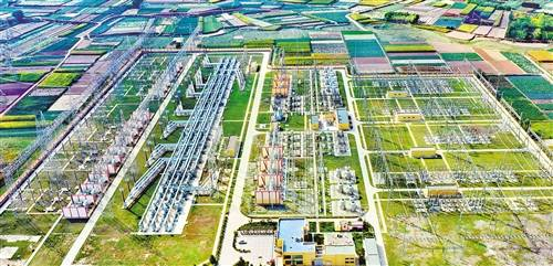 兰州东变电站安全运行16周年 为我国能源转型作贡献