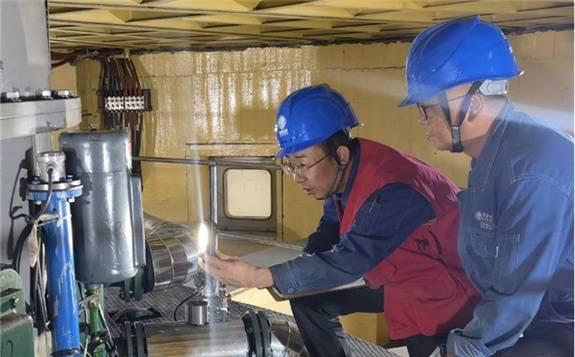 刘家峡水电厂:全力以赴打好电力保供攻坚战