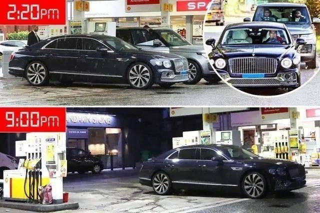 英国油荒加剧 C罗豪车排队7小时也没加到油