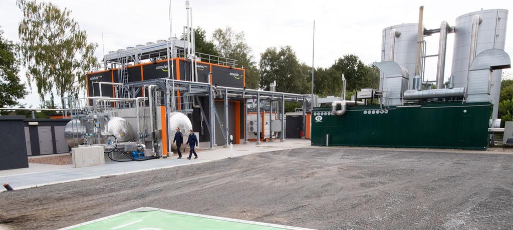 """第一家""""碳中和""""合成煤油工厂在德国揭幕"""