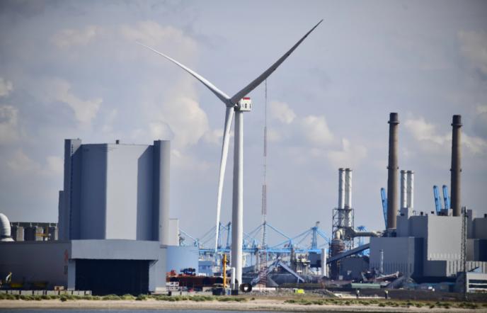 14兆瓦!世界最大的海上风力涡轮机开始运行
