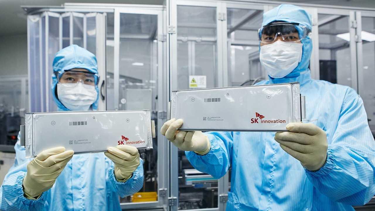 SK创新旗下部门正考虑研发磷酸铁锂电池 用于低成本汽车