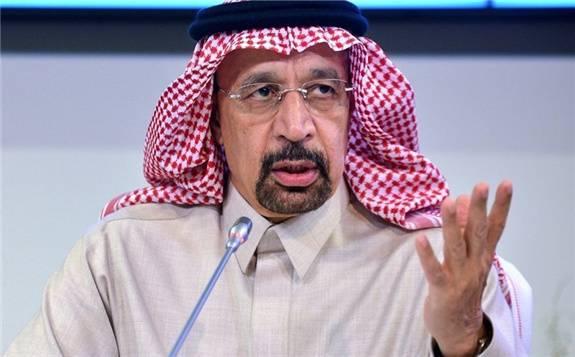 沙特石油部长: 预计到今年年底油市将取得平衡