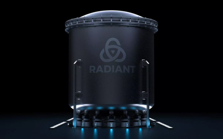 美加州公司Radiant將用小型核反應堆取代柴油發電機組