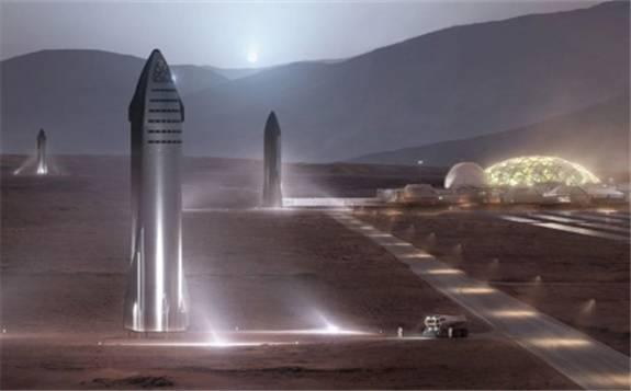 SpaceX公司准备在生态敏感区建设天然气相关基础设施
