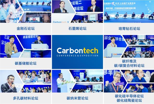第六屆國際碳材料大會暨產業展覽會